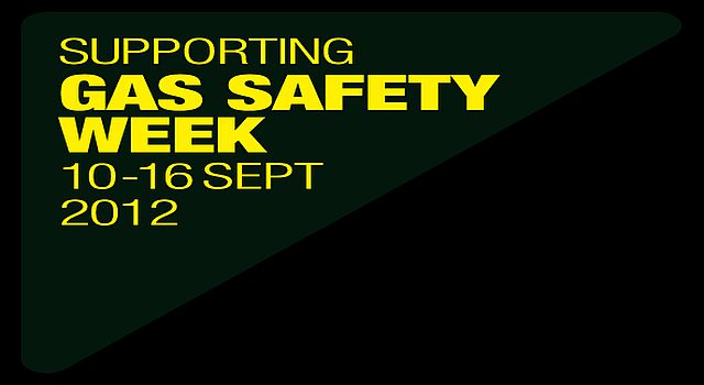 We support gas safety week