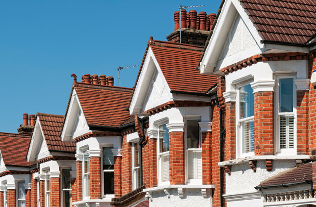 House prices are on the up and giving cause for optimism