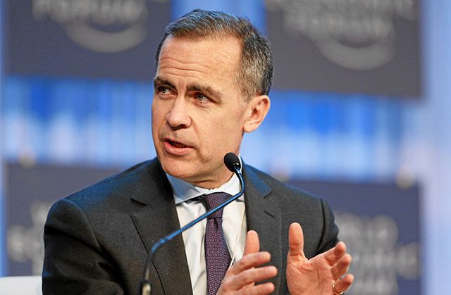 Mark Carney, governor of the Bank of England, said that support to household lending with Funding for Lending was no longer necessary