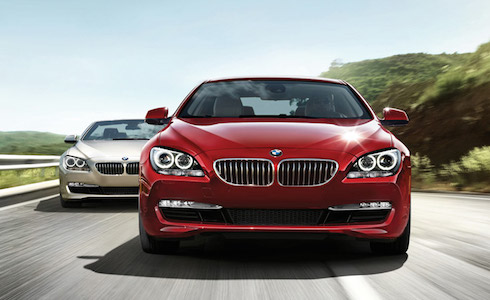 Car insurance for BMW 6 series