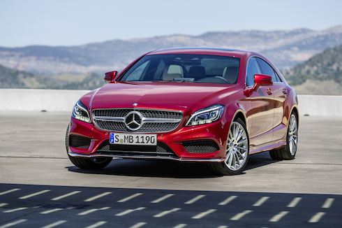 Car insurance for Mercedes CLS class