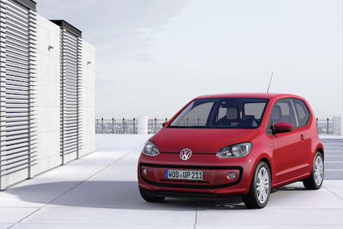 What is the cheapest car to insure - Top 10  - Volkswagen Up