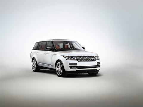 Car insurance for Land Rover Range Rover Autobiography
