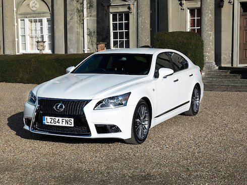 Car insurance for Lexus LS
