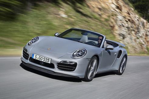 Car insurance for Porsche