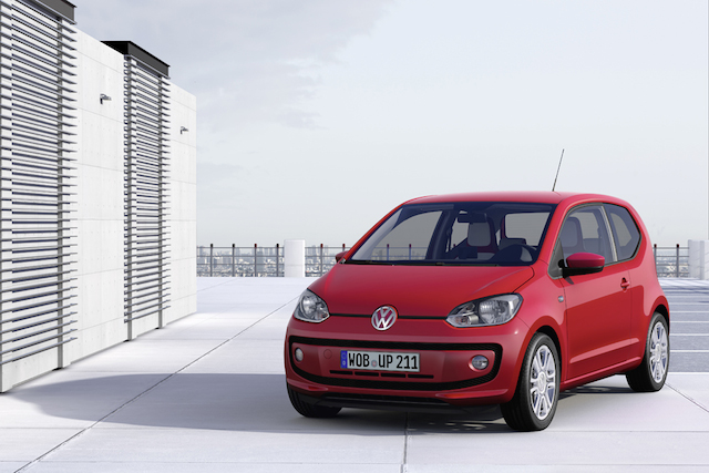 Cheap first cars - Volkswagen up