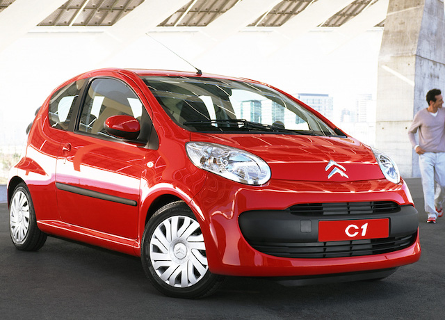 Cheapest car insurance - citroen-c1