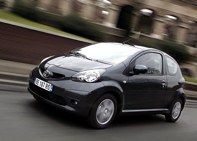 Best first cars - Toyota Aygo