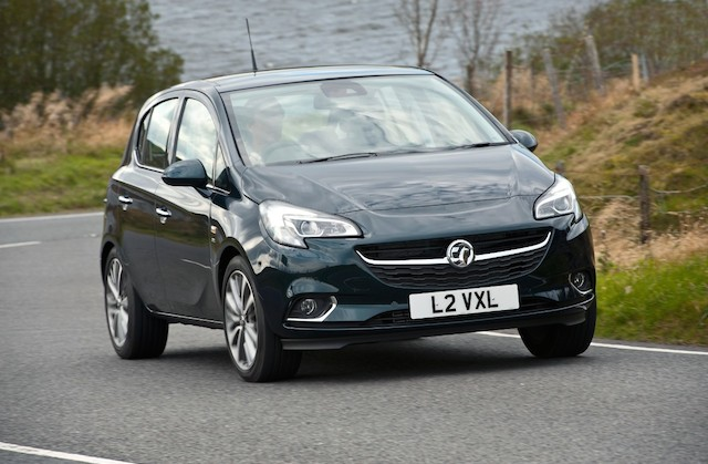 Vauxhall Corsa -<br /> Number 4 cheapest car to insure in 2019