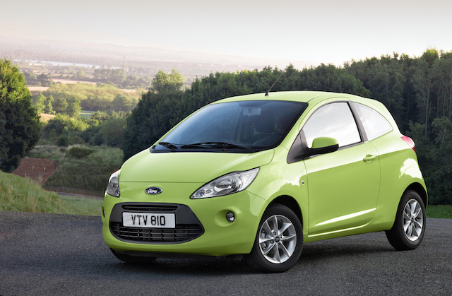 Cheapest first car to insure - Top 10  - Ford Ka