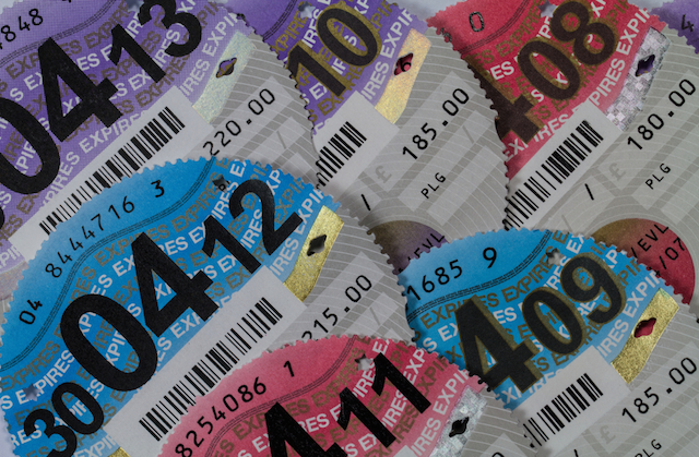 Road Tax Changes - Taxing new or used cars