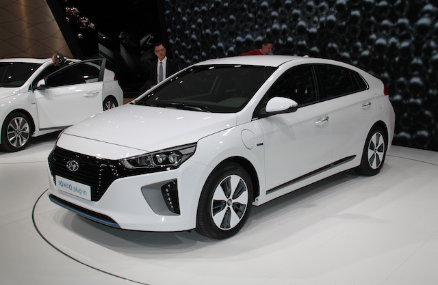 Hyundai ioniq one of the most fuel efficient cars