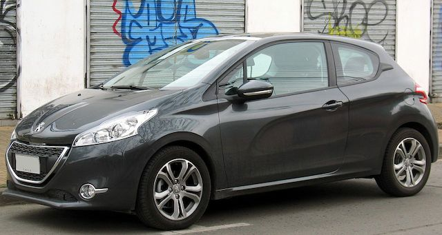 Peugeot 208 one of the most fuel efficient cars