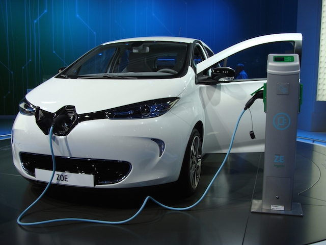 Renault Zoe one of the best electric cars