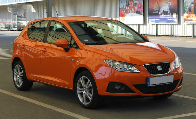 Seat Ibiza one of the most fuel efficient cars