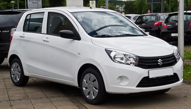 Suzuki Celerio one of the most fuel efficient cars