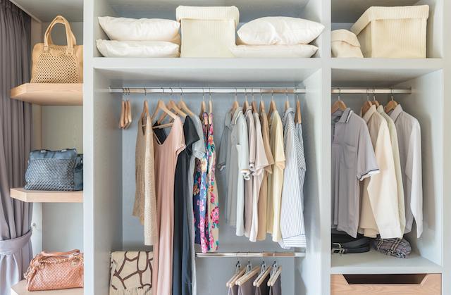 Wardrobe insurance