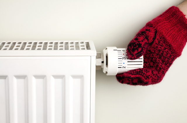 white radiator that could be covered in home emergency policy