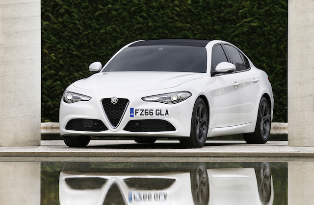 Safest cars - Alfa-Romeo-Giulia