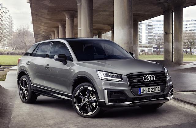 Safest cars - Audi Q2