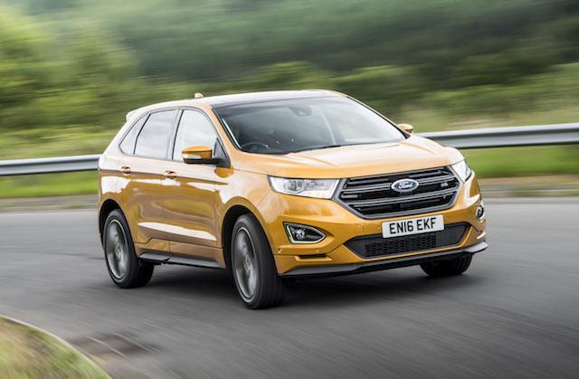 Safest cars - Ford Edge