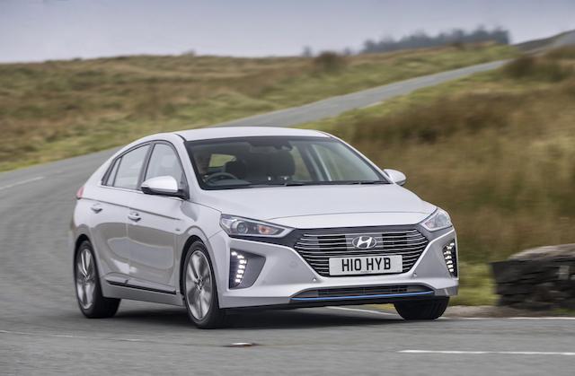 Safest cars - Hyundai-Ioniq