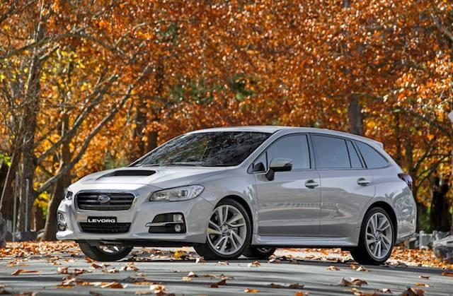 Safest cars - Subaru Levorg