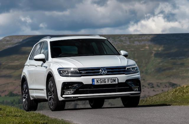 Safest cars - VW-Tiguan