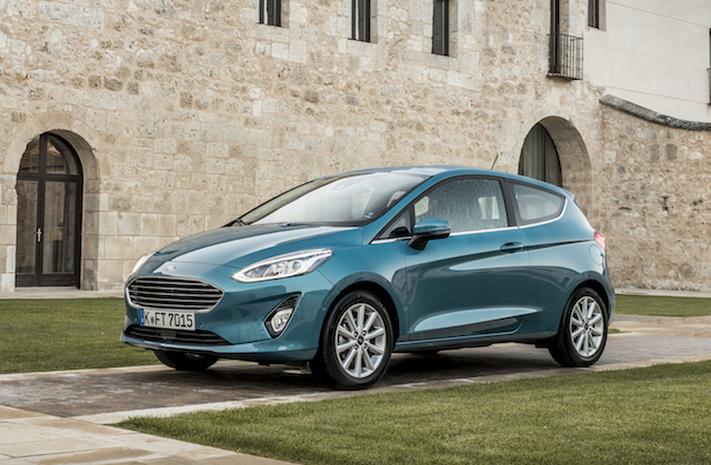 Ford Fiesta - 5th cheapest car to insure in 2019