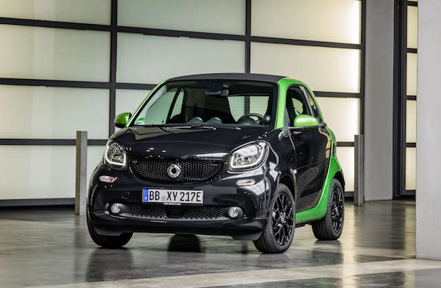 Assurance voiture Smart Electric