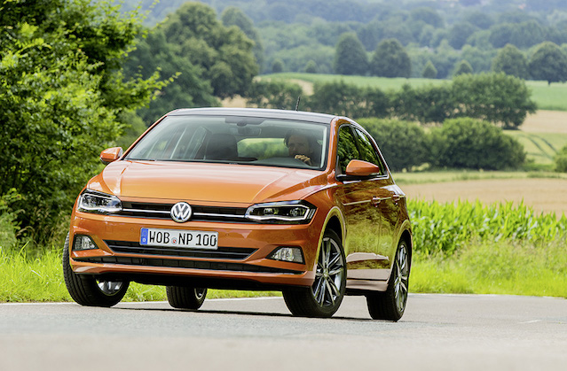 Volkswagen Polo - Number 3 cheapest car to insure in 2019
