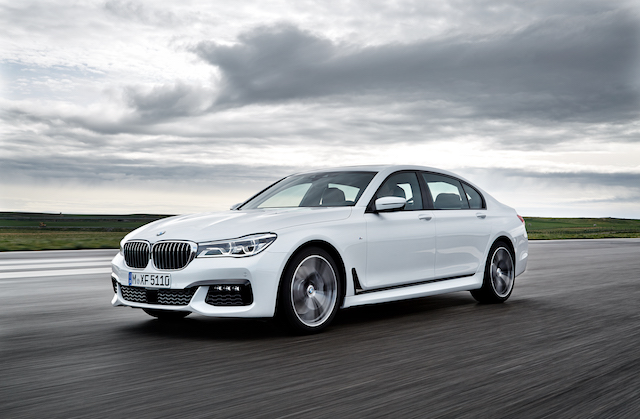 most expensive cars to insure - BMW 7 Series