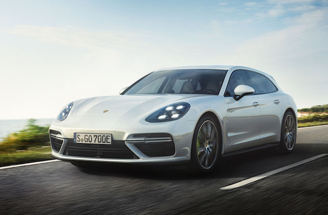 most expensive cars to insure - Porsche Panamera Sport Turismo