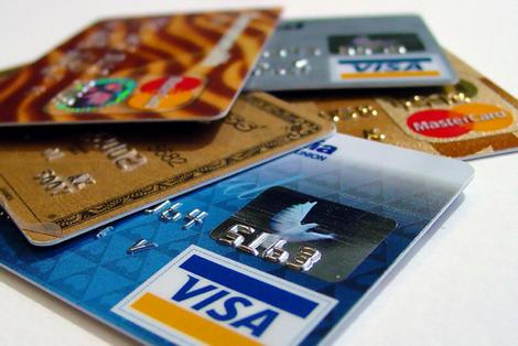 close up photo of high limit credit cards